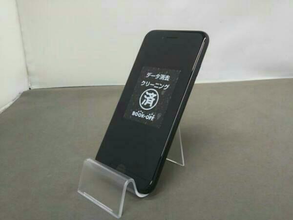 NNCP2J/A iPhone 7 128GB ジェットブラック docomo SIMロック解除済み ネットワーク利用制限○判定_画像1