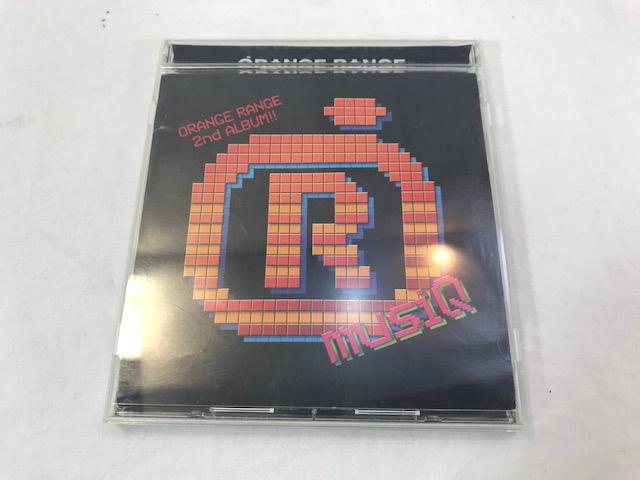 ORANGE RANGE オレンジレンジ MUSIQ アルバム CD 中古_画像1