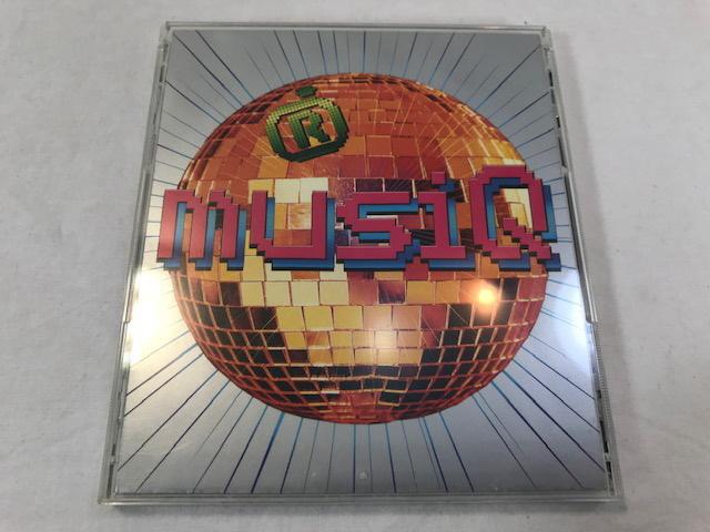 ORANGE RANGE オレンジレンジ MUSIQ アルバム CD 中古_画像2