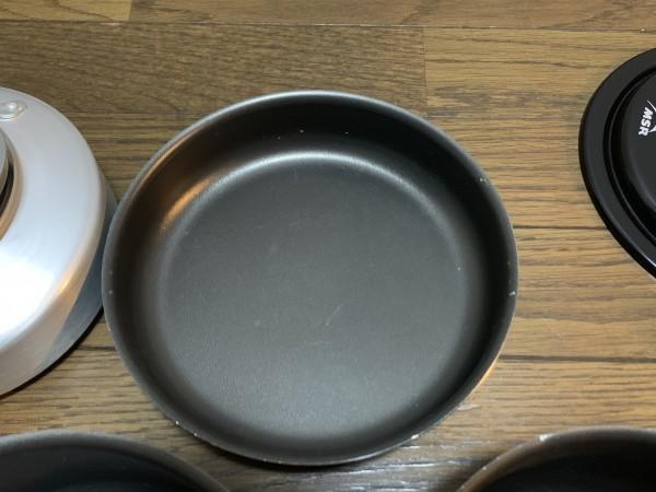 廃盤 MSR ブラックライト グルメクックセット&ぴったりケトル付_画像5