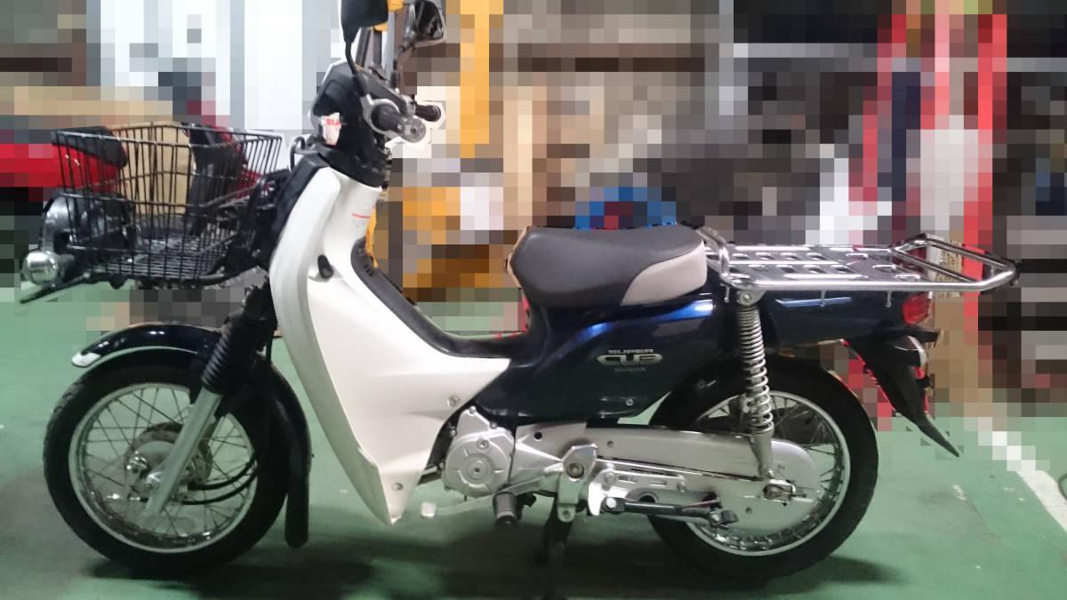 ホンダ スーパーカブ 110cc JA10 一部送料無料_画像6