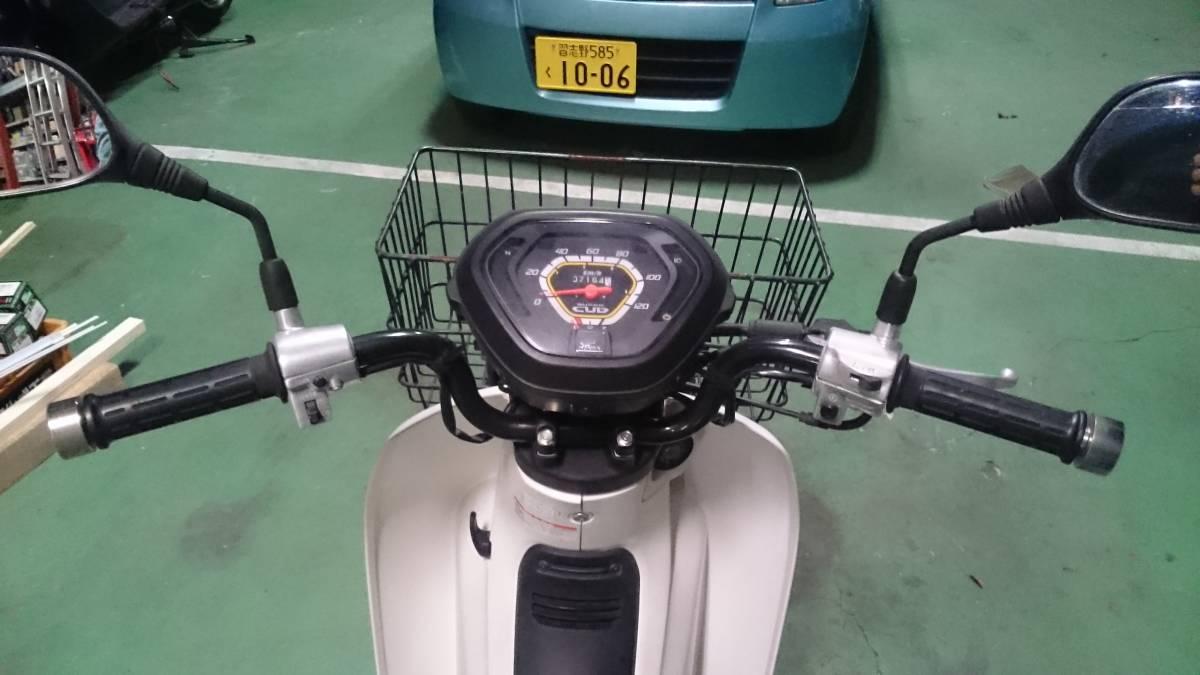 ホンダ スーパーカブ 110cc JA10 一部送料無料_画像9