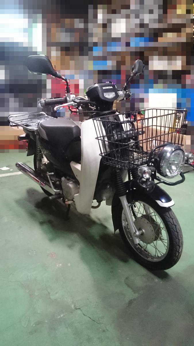 ホンダ スーパーカブ 110cc JA10 一部送料無料