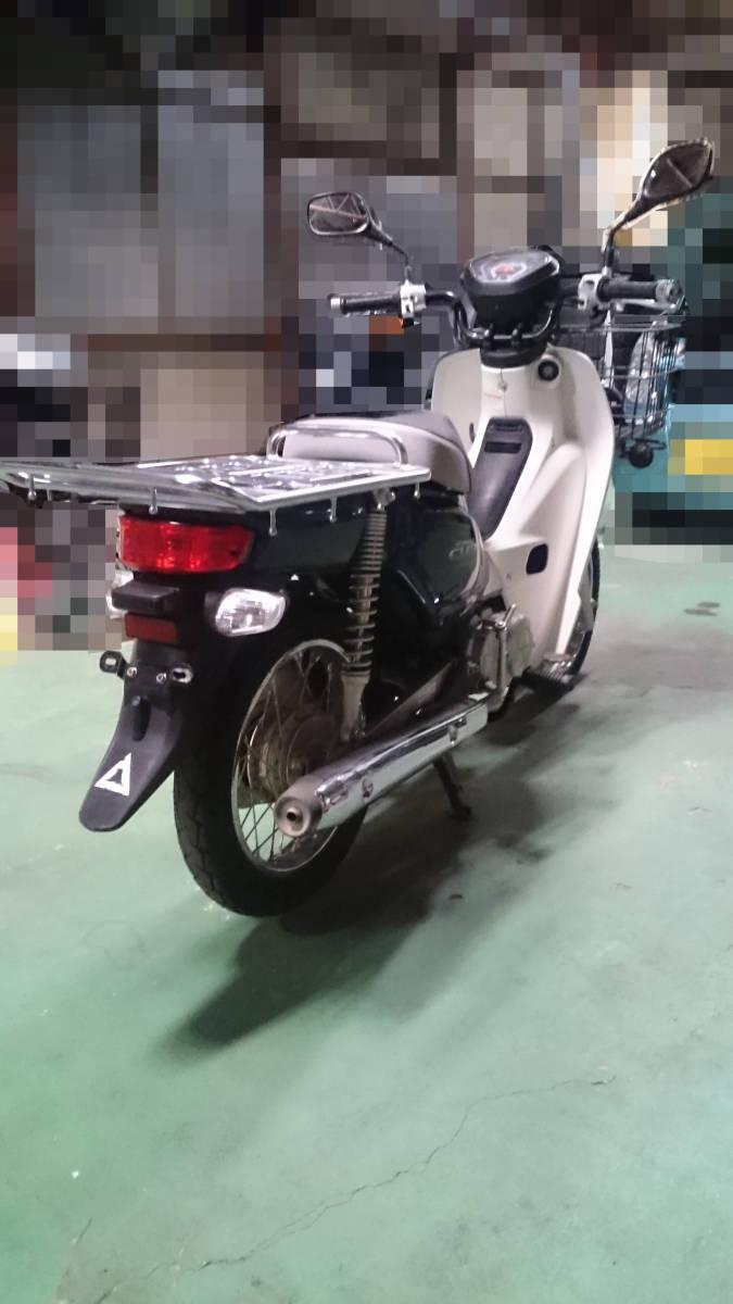 ホンダ スーパーカブ 110cc JA10 一部送料無料_画像3