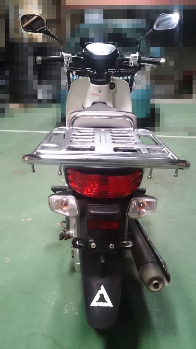 ホンダ スーパーカブ 110cc JA10 一部送料無料_画像4