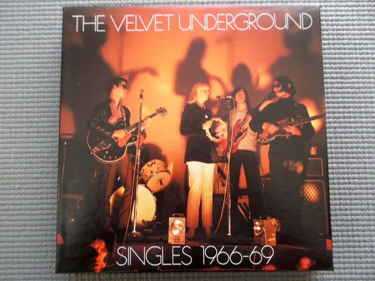 THE VELVET UNDERGROUND SINGLES 1966-69 初回盤7枚組MONOシングル・ボックスセット