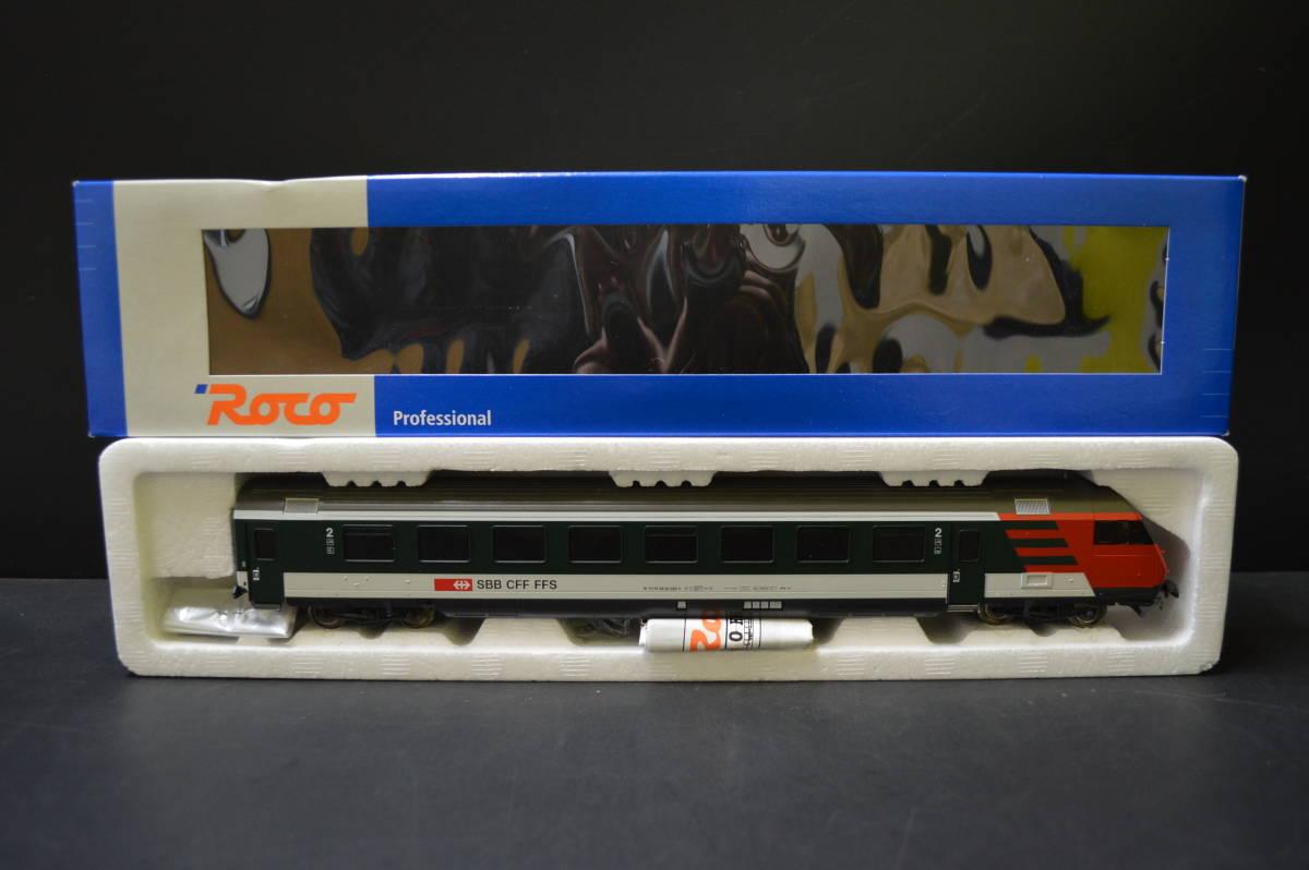 ■ROCO 鉄道模型 HOゲージ 45913 SBB 当時物_画像2