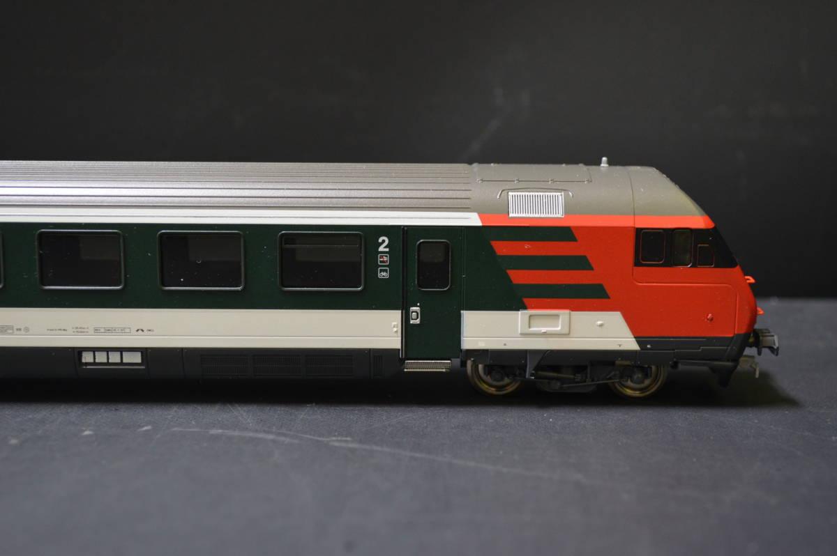 ■ROCO 鉄道模型 HOゲージ 45913 SBB 当時物_画像4