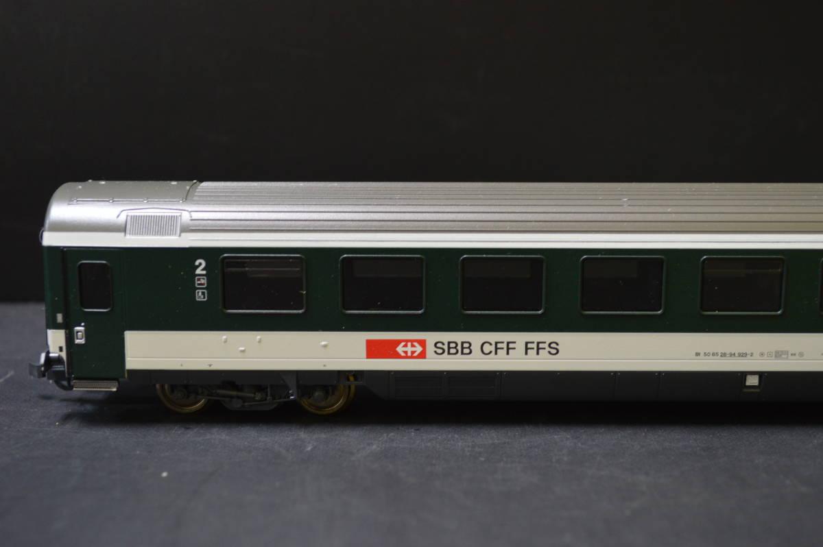 ■ROCO 鉄道模型 HOゲージ 45913 SBB 当時物_画像5