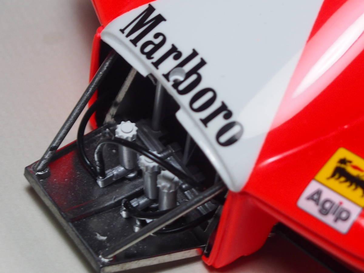 1/12 ITALERI Alfa Marlboro MarioAndretti 完成品_画像2