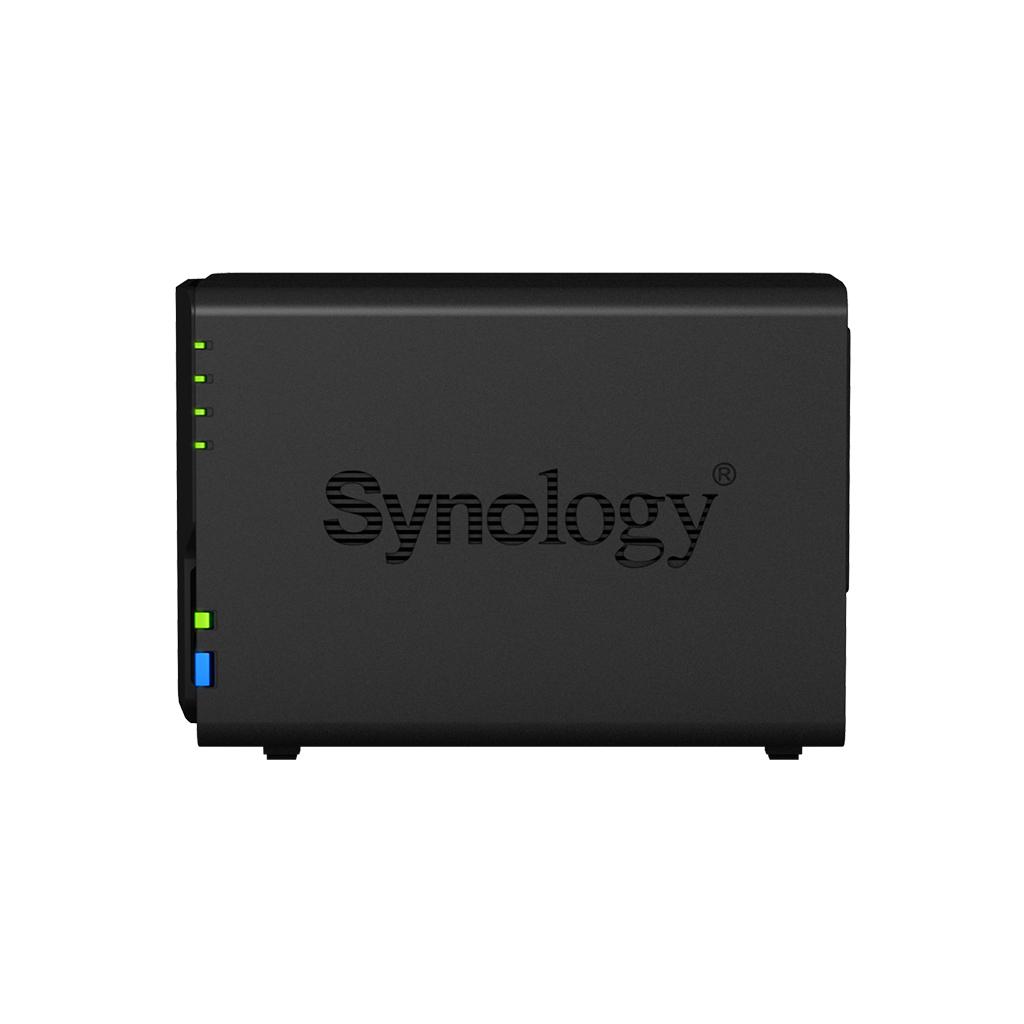 【NAS】Synology DiskStation DS218+(デュアルコアCPU搭載)_画像2