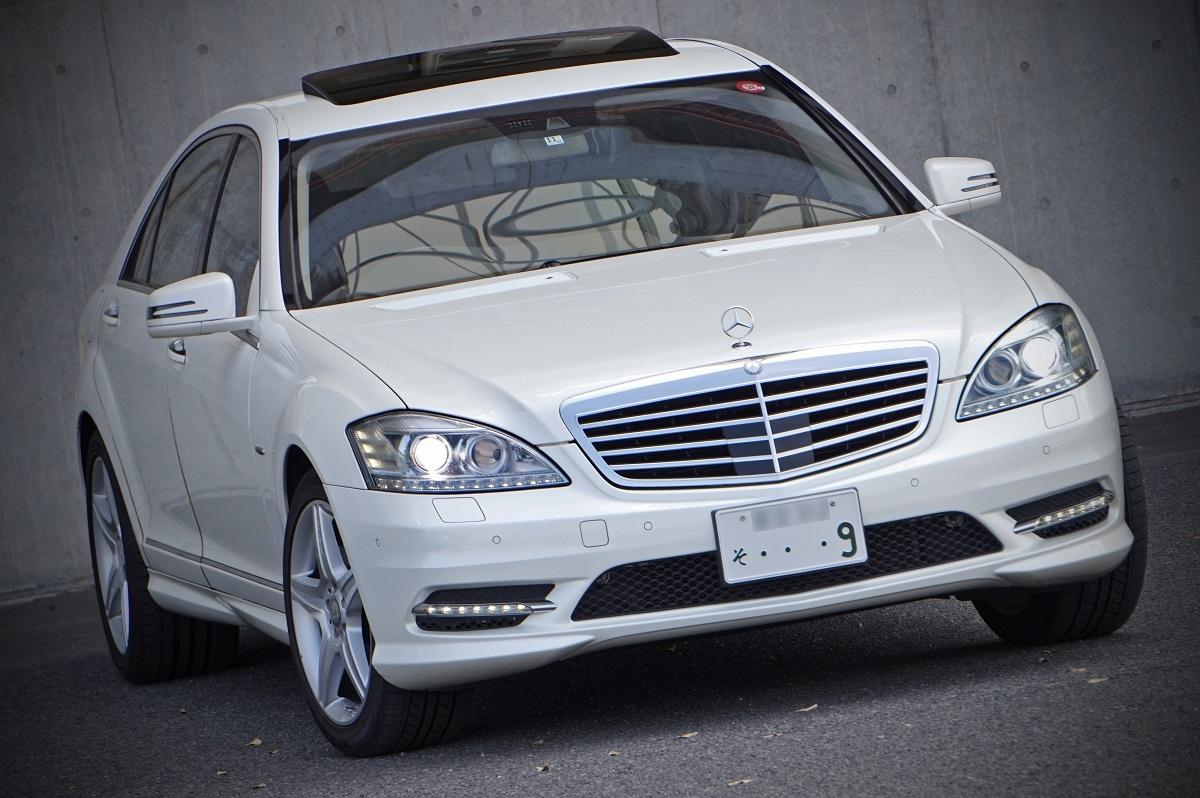 後期ファイナル!! S550 ロングボディ 希少特別限定『グランドエディション』☆レーダーセ