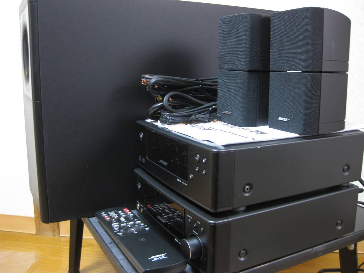 BOSEアメリカンサウンドシステム AMS-1Ⅳ (DVA-18/RA-18/AMS-5Ⅲ) 動作保証_画像5