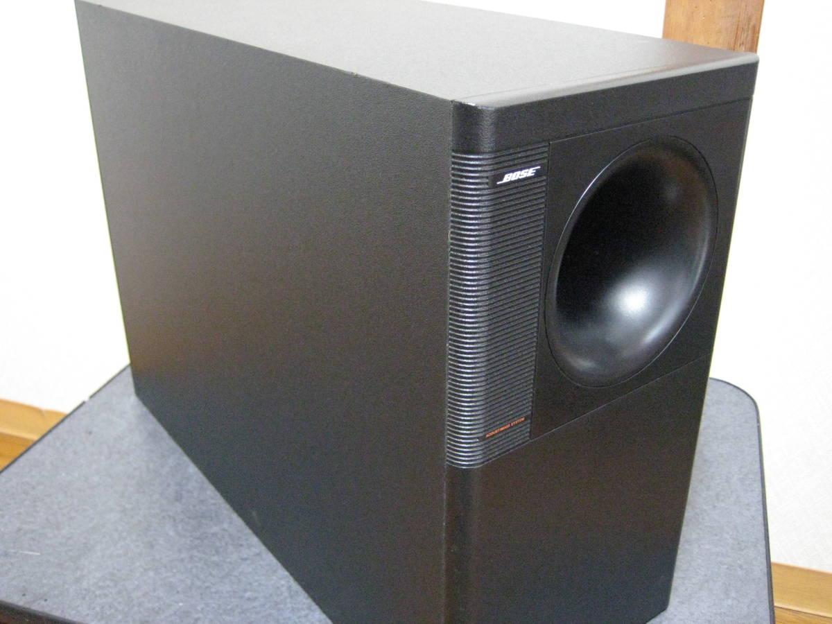 BOSEアメリカンサウンドシステム AMS-1Ⅳ (DVA-18/RA-18/AMS-5Ⅲ) 動作保証_画像3