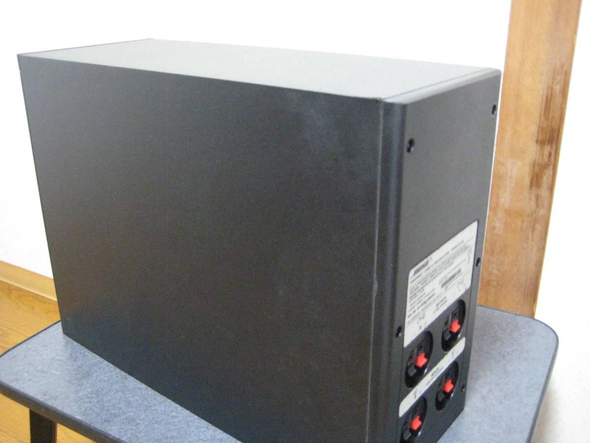 BOSEアメリカンサウンドシステム AMS-1Ⅳ (DVA-18/RA-18/AMS-5Ⅲ) 動作保証_画像4