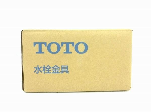 1円~ 未使用品 [TENA41A]TOTO アクアオート 自動水栓 AV100Vタイプ Aタイプ 単水栓 ワンプッシュ式
