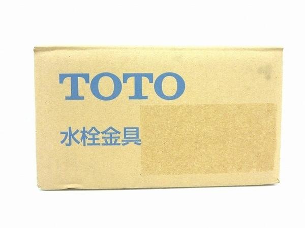 1円~ 未使用品 [TENA41A]TOTO アクアオート 自動水栓 AV100Vタイプ Aタイプ 単水栓 ワンプッシュ式_画像3