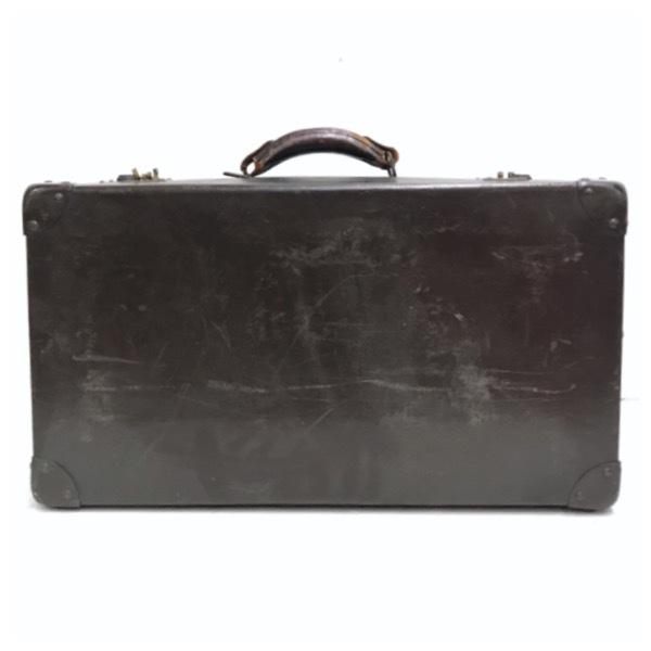 アンティーク スーツケース トランク レトロ オールド ビンテージ 鞄 BAG TRUNK ヴィンテージ 収納 トラベル バッグ モダン 旅行 D-999_画像1