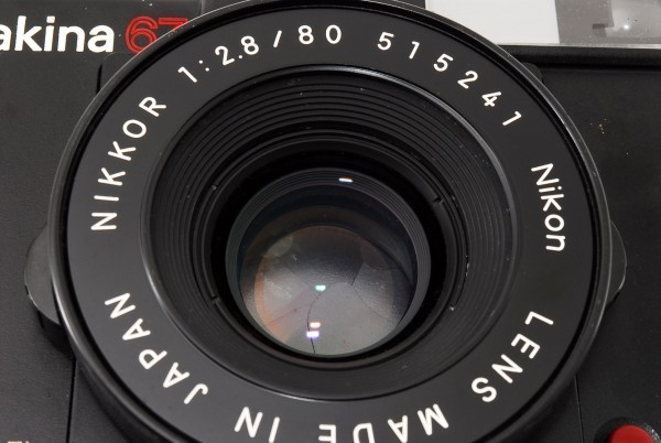 PLAUBEL プラウベル makina67 マキナ67 NIKKOR 2.8 80 404188_画像3