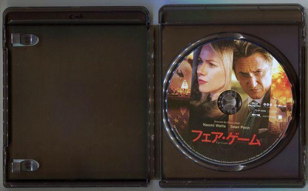 フェア・ゲーム/ナオミ・ワッツ,ショーン・ペン★国内正規盤Blu-ray_画像3