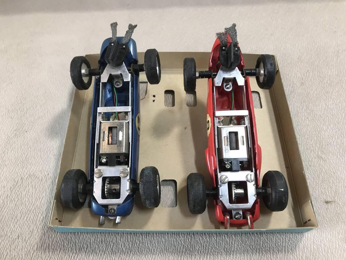 ニチモ モデルレーシングセット 1/24スケール スロットカー NICHIMO_画像8