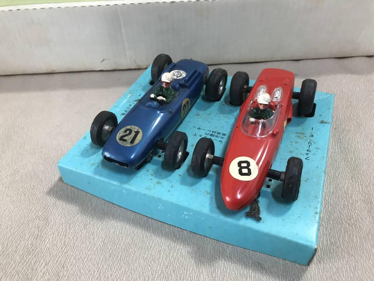 ニチモ モデルレーシングセット 1/24スケール スロットカー NICHIMO_画像6