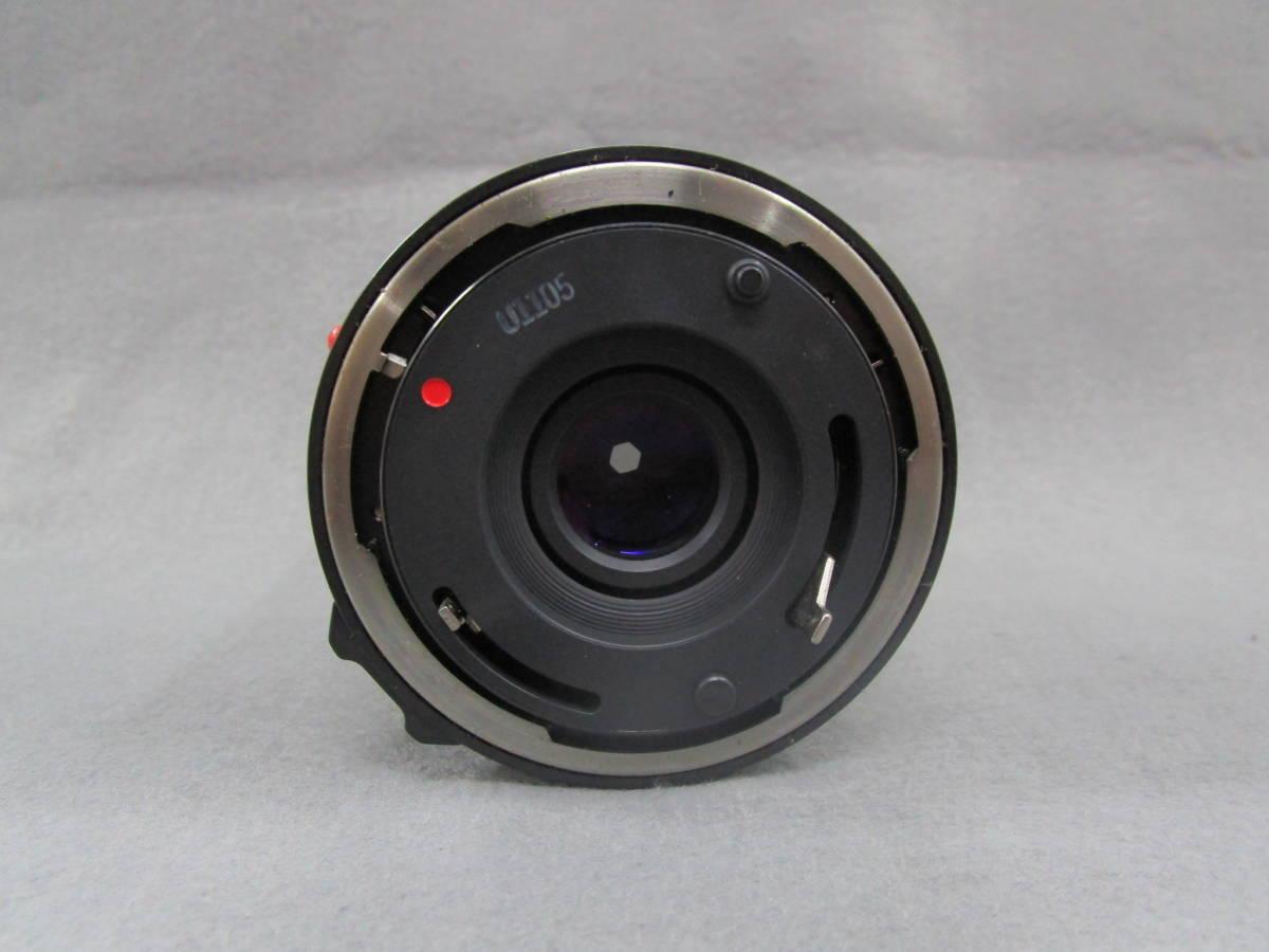 【中古カメラ】Canon キャノン A-1 ボディ + FD 35-70mm F4 / 現状品_画像8