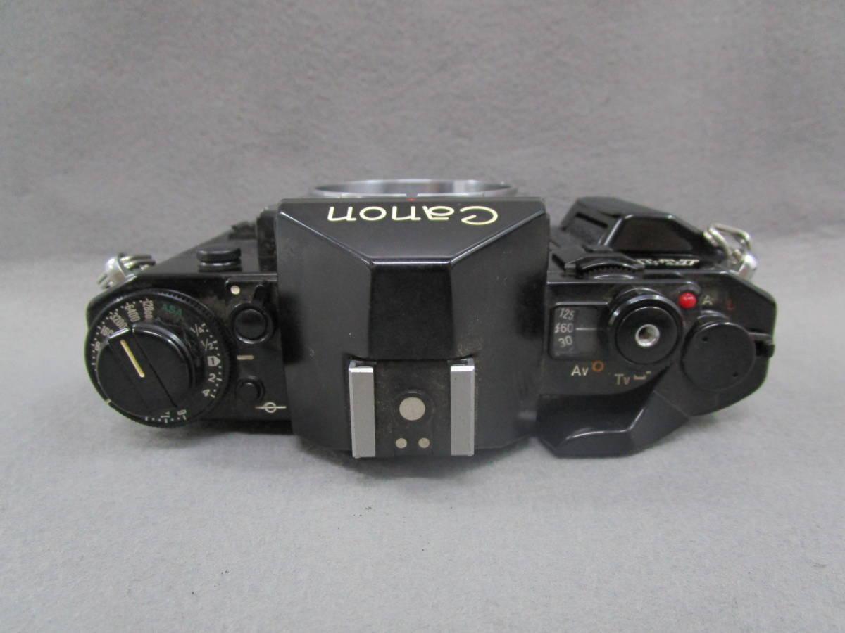 【中古カメラ】Canon キャノン A-1 ボディ + FD 35-70mm F4 / 現状品_画像5