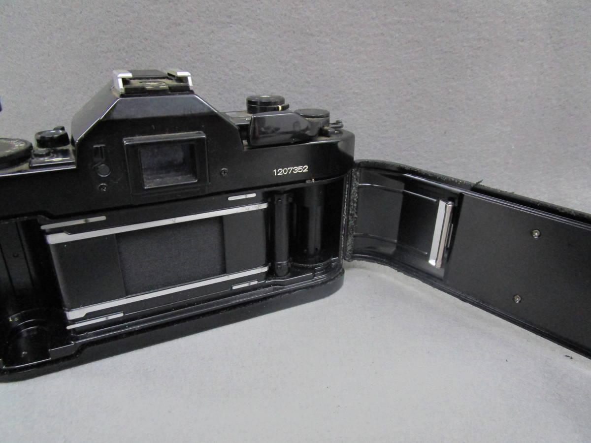 【中古カメラ】Canon キャノン A-1 ボディ + FD 35-70mm F4 / 現状品_画像6