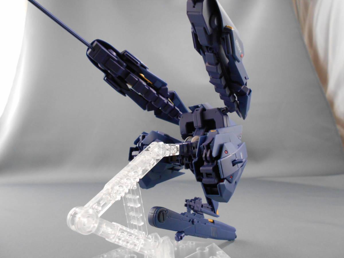 プレバン限定 HG 1/144 ガンダムTR-6[ヘイズルⅡ] 塗装済み完成品・成形色フィニッシュ 即決_画像7