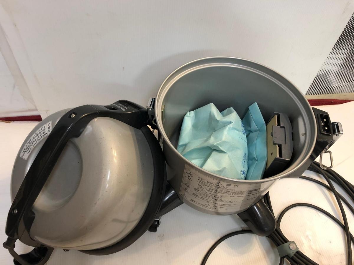 National店舗用電気掃除機、品番MC-G330_画像5