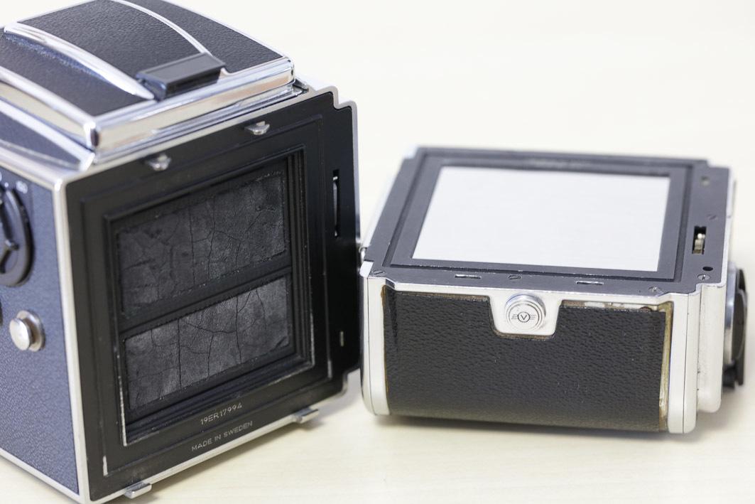 HASSELBLAD ハッセルブラッド 503CW + A12マガジン 6x6 中判カメラ_画像4