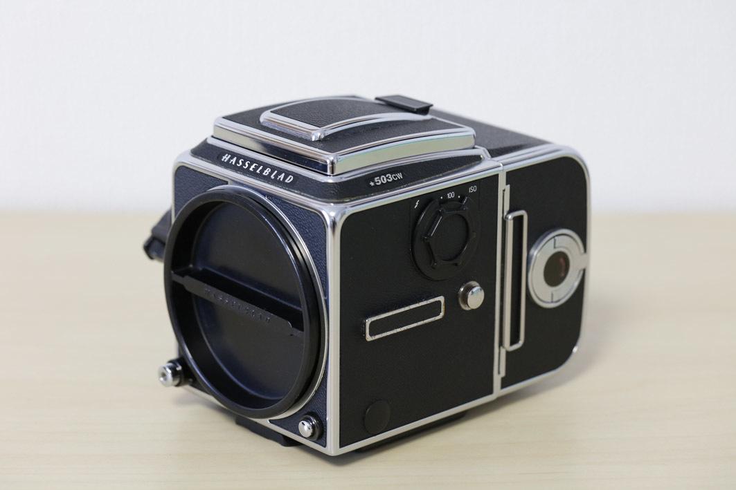 HASSELBLAD ハッセルブラッド 503CW + A12マガジン 6x6 中判カメラ_画像1