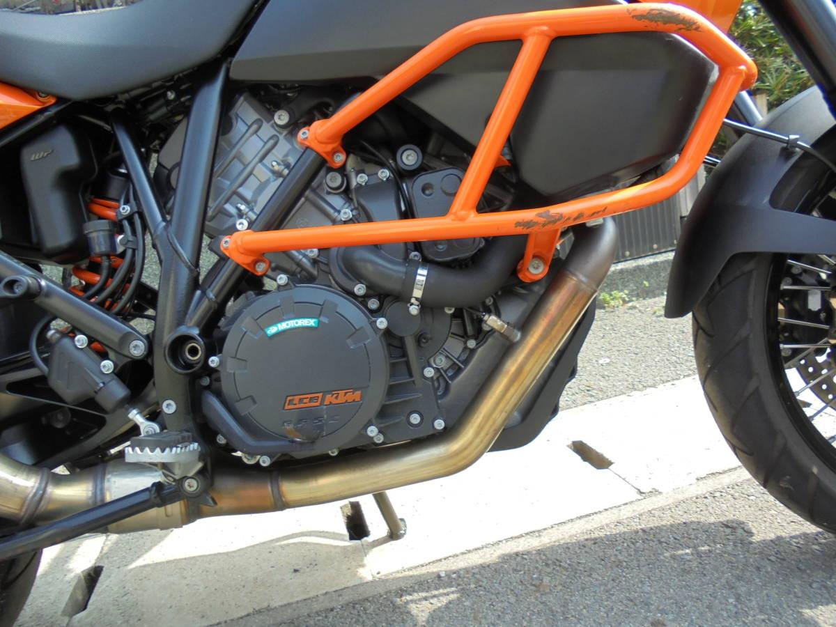 KTM,1190アドベンチャー、低走行、パニアケース付き_画像6