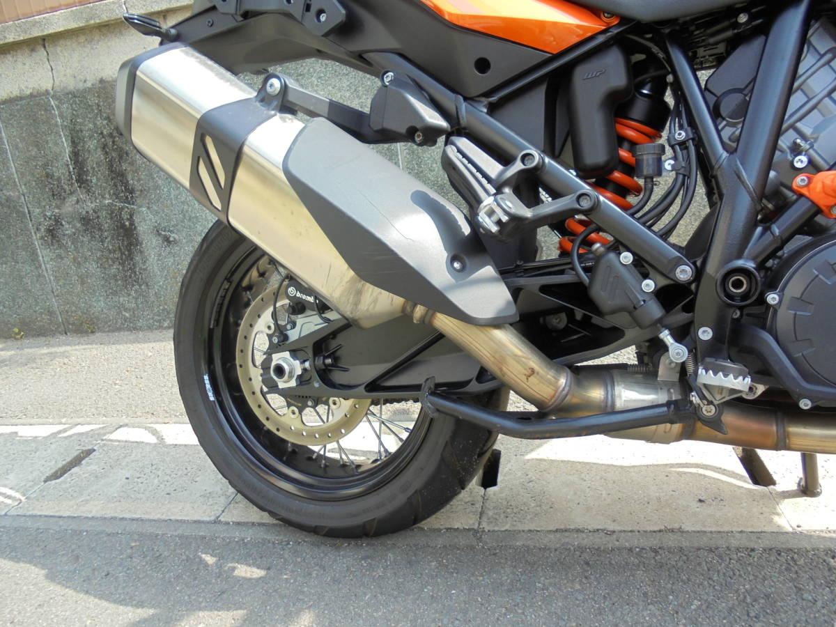KTM,1190アドベンチャー、低走行、パニアケース付き_画像7