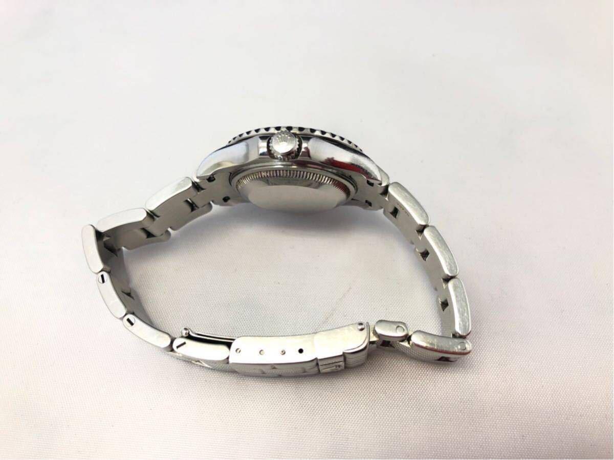 【 1円 】★ 美品 ★ ROLEX ヨットマスター 腕時計 自動巻 稼働品 169622 ロレジウム ロレックス 中古_画像8