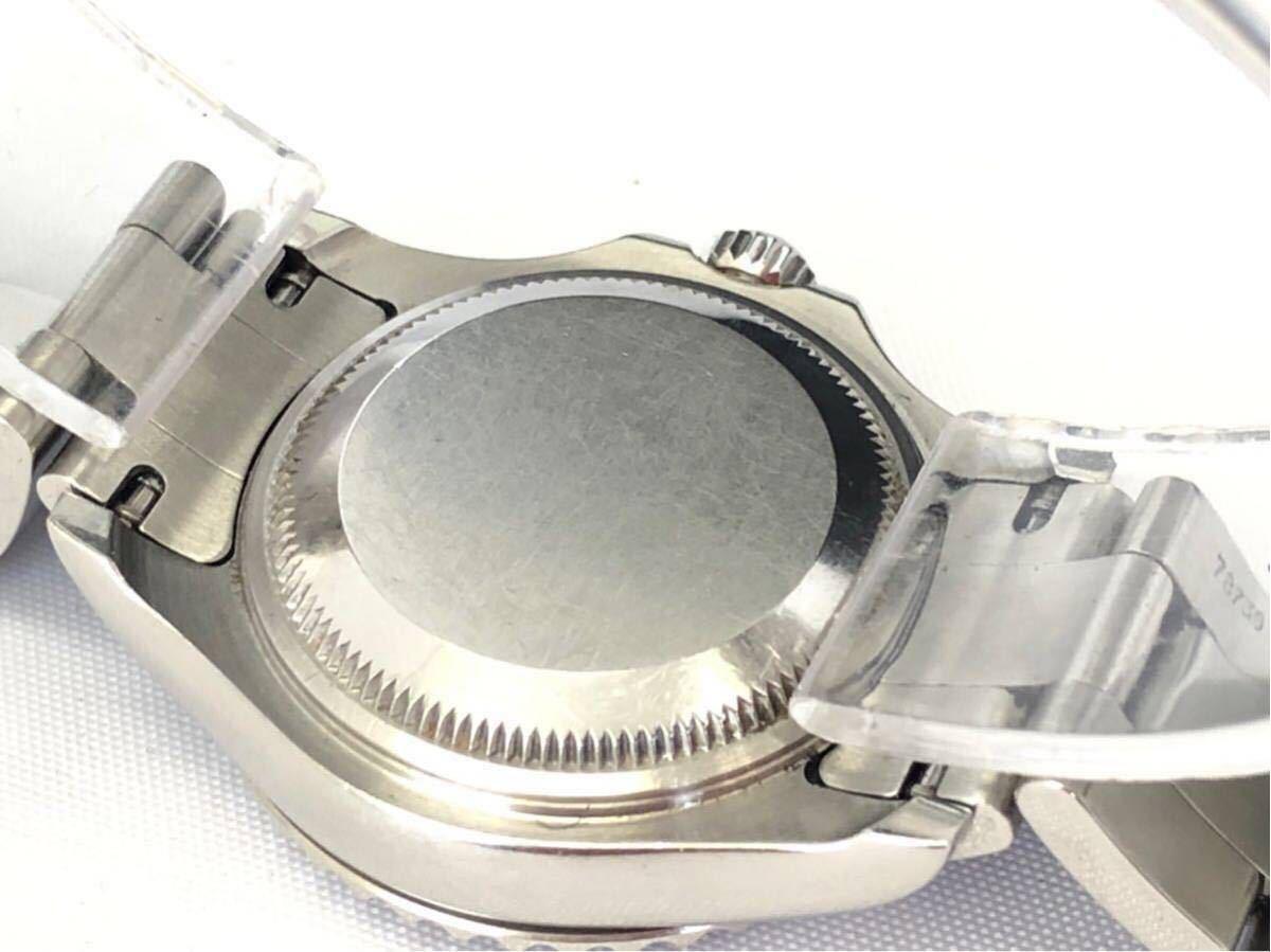 【 1円 】★ 美品 ★ ROLEX ヨットマスター 腕時計 自動巻 稼働品 169622 ロレジウム ロレックス 中古_画像7