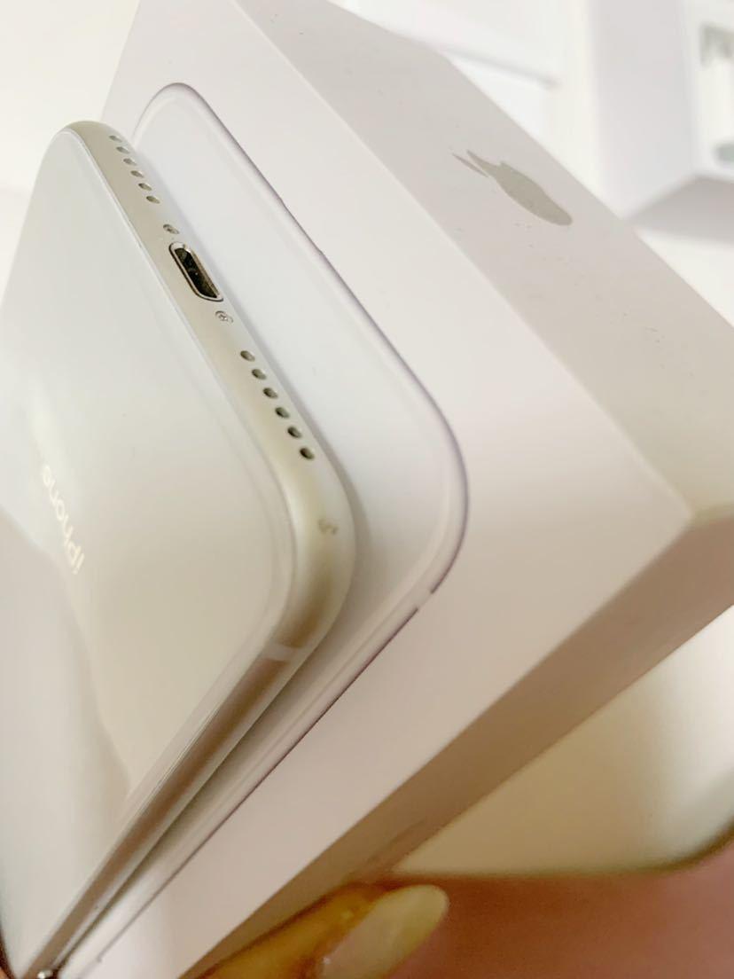 iPhone8 64GB docomo Silver本体_画像5