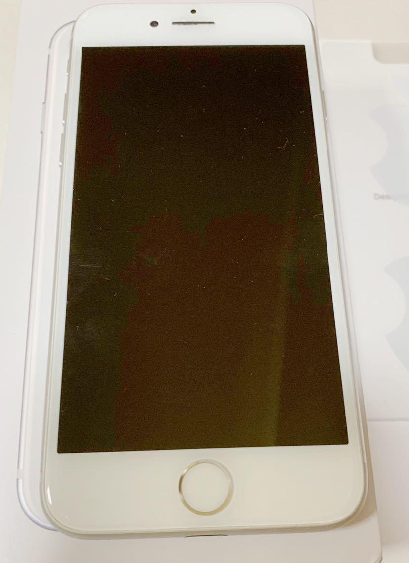 iPhone8 64GB docomo Silver本体_画像2
