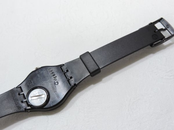 SWATCH/スウォッチ Keith Haring/キースへリング 3針 クォーツ ベルト純正新品交換済 295G_画像8