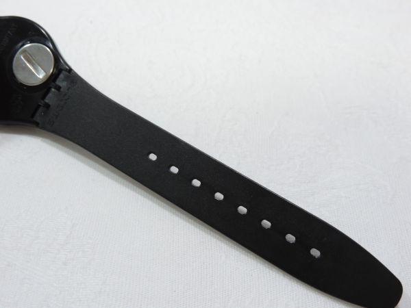 SWATCH/スウォッチ Keith Haring/キースへリング 3針 クォーツ ベルト純正新品交換済 295G_画像9