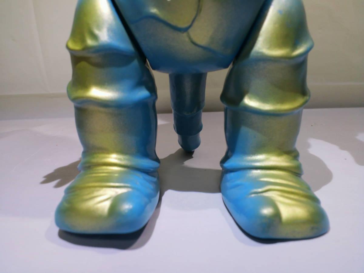 カネゴン ブルマァク 限定復刻 ウルトラマン 生誕25周年記念 スタンダードサイズ ソフビ マルサン ポピー バンダイ M1号_画像4