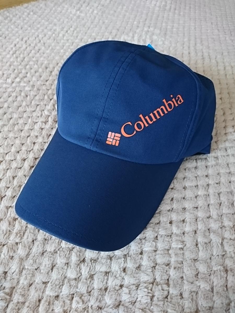 新品 送料無料 Columbia Silver Ridge Ball Cap II Carbon/Heatwave 53-60 cm コロンビア キャップ_画像1