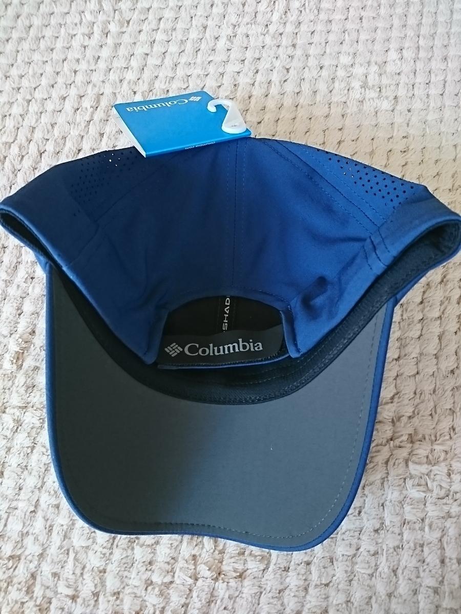 新品 送料無料 Columbia Silver Ridge Ball Cap II Carbon/Heatwave 53-60 cm コロンビア キャップ_画像2
