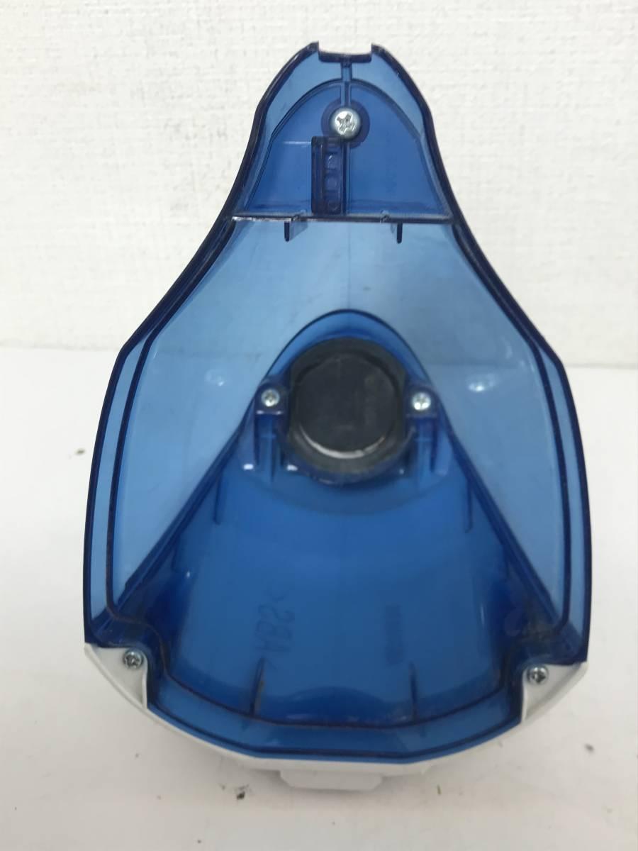 Panasonic パナソニック電気掃除機 掃除機 ハンドクリーナー MC-D25CPホワイトブルー 1円スタート_画像6