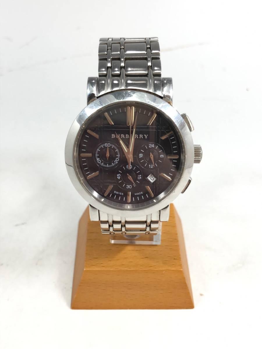 バーバリー腕時計です(^^)/☆