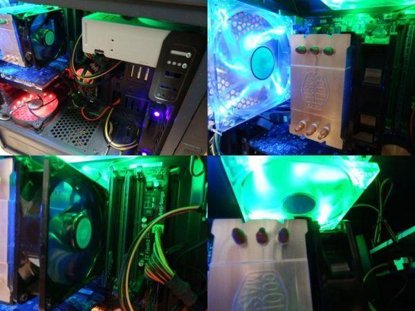 自作ゲーミングPC i5-4460 GTX750Ti SSD250GB メモリ8GB HDD1TB 500w win10 Pro 64bit ASUS H97-PLUS DVD_画像10