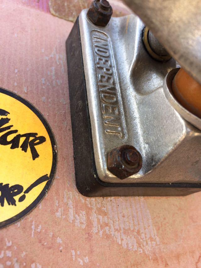 1983's POWELL PERALTA TONY HAWK VINTAGE SKATEBOARD トニーホーク ビンテージ スケートボード パウエル ペラルタ スケボー ロングボード_画像6