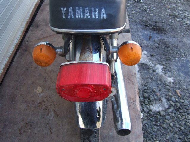 北海道発、ヤマハ、YAMAHA,RD90(レストアベース)_画像8