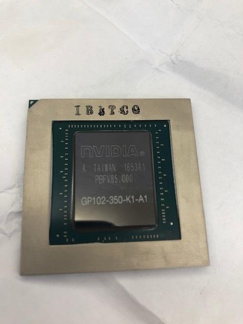 GPU GP102-350-K1-A1, GTX1080Ti GP102-350-K1-A1_画像1